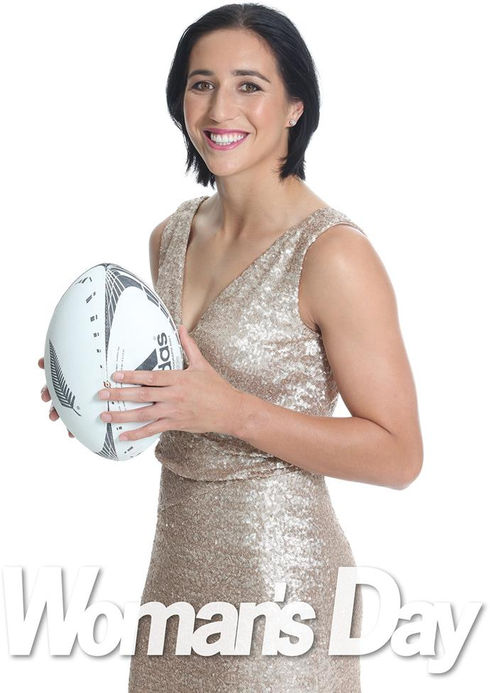 Meet 23-year-old Sarah Goss, team captain of the Kiwi women's sevens team making their debut at this year's Olympics.