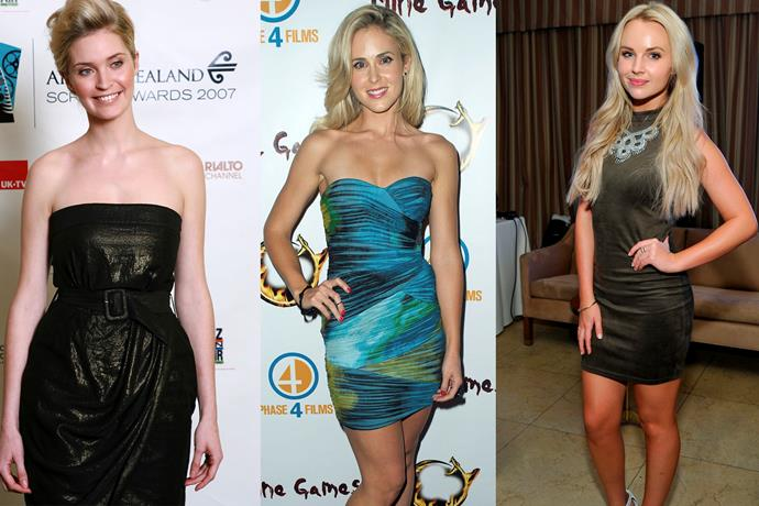 Siobhan Marshall, Anna Hutchison and Kimberley Crossman could all potentially play the role.