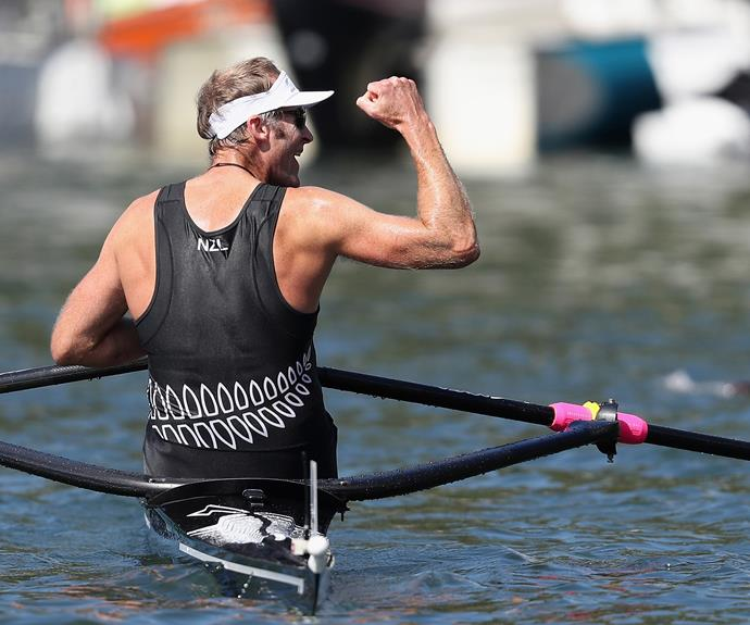 After a thrilling final race - where he beat Croatia's Damir Martin to the finish line by just 3cm - rowing star Mahe Drysdale achieved his dream of back-to-back Olympic gold medals.