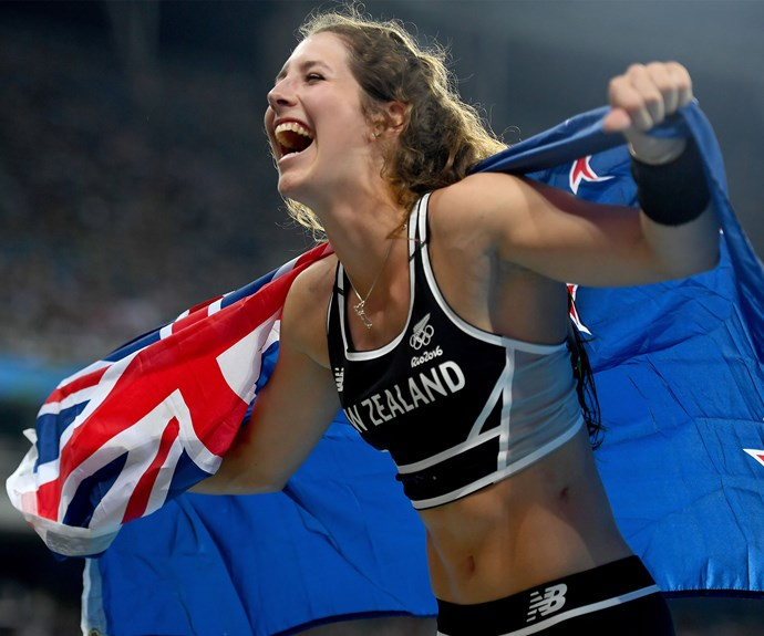 19 year old Eliza McCartney took home the bronze medal in pole vaulting, becoming New Zealand's youngest female medallist at an Olympic Games.