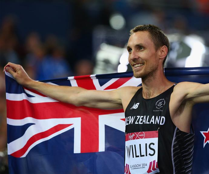 Winning bronze in the 1500m, Nick Willis became the oldest Olympic medallist in the blue riband event.