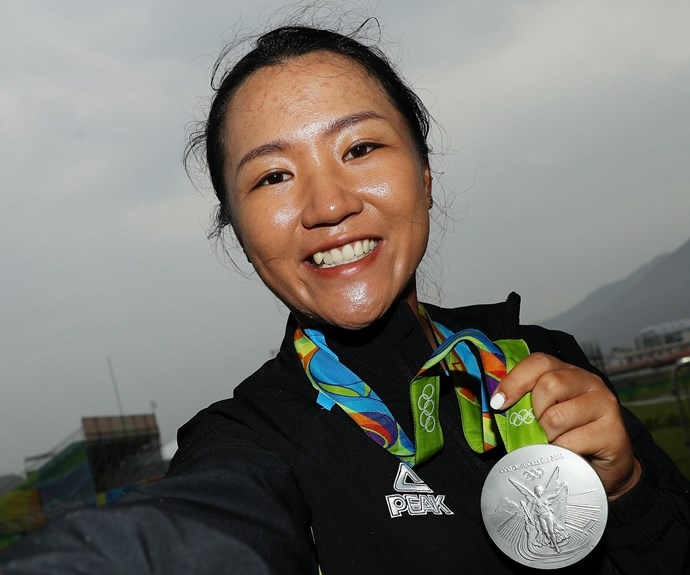 Golfing prodigy Lydia Ko claimed the silver medal at Olympic women's golf tournament