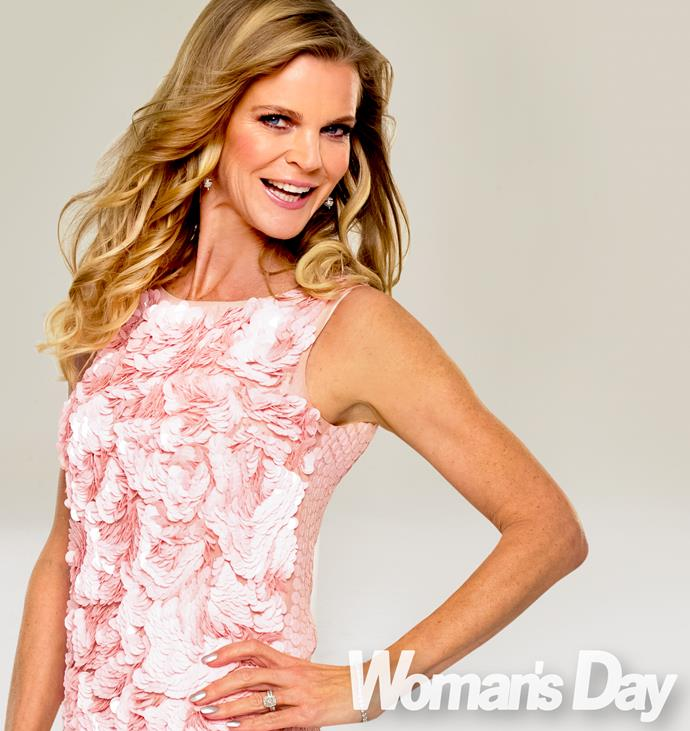 Savvy businesswoman Julia Sloane is one of the six stars of *The Real Housewives of Auckland*.