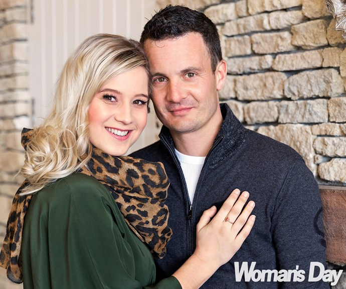 After the emotional rollercoaster she faced on *The Bachelor New Zealand*, former Bachelorette Fleur Verhoeven has found love at last.