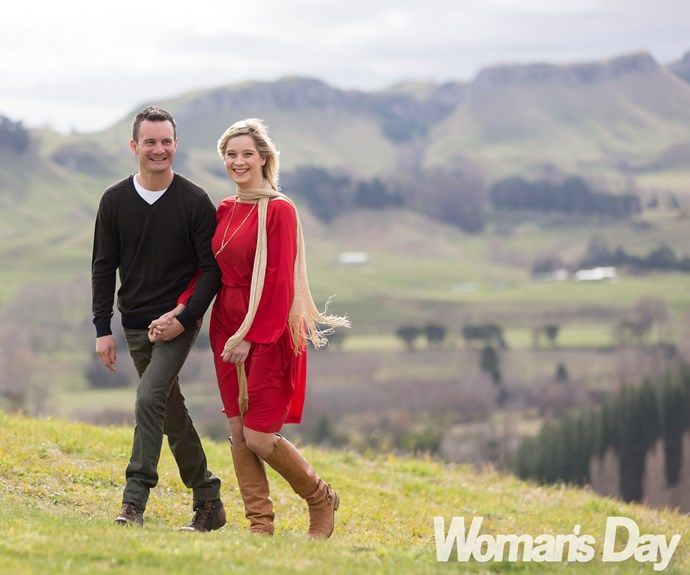 """""""We drove the four hours back from Wellington and talked the whole way,"""" smiles Fleur."""