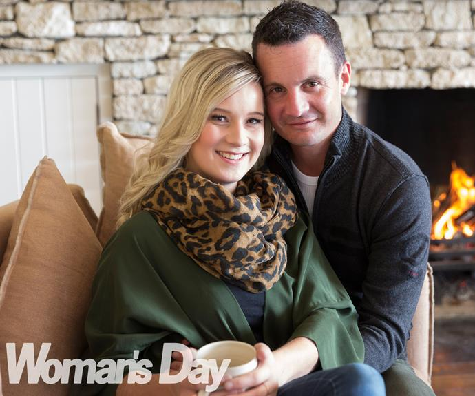 The blonde bombshell's new man is top Kiwi photographer Richard Wood, who also hails from Hawke's Bay.