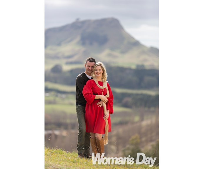 Friends before lovers: Fleur and her photographer beau wasted no time in declaring their love.