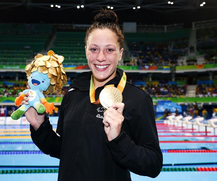 Sophie Pascoe claimed her third gold medal of the Games with a stunning performance in the Women's 100m Butterfly S10 final - making her the most successful NZ Paralympian of all time with nine gold and five silver medals in total.