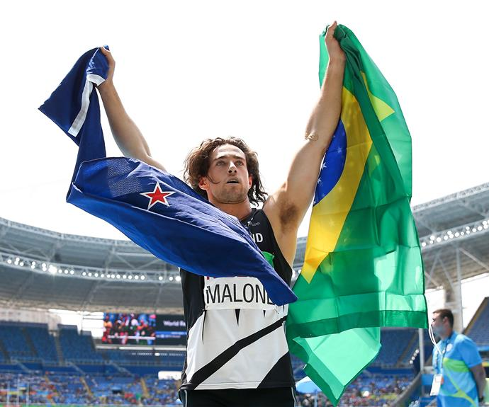 Today, Liam clinched his second gold medal of the Paralympics (and his third overall) by winning the men's 400m T44 final in Rio with a Paralympic record time of 46.20 seconds.