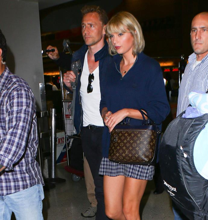 Taylor and Tom ended their whirlwind fling after only three months