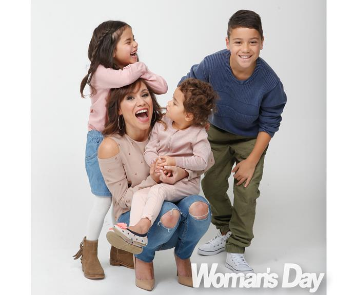 """I think the fact that we try for a work-life balance is a win in itself. I know that when we are with our kids, we are really focused on them,"" chimes in Stacey."