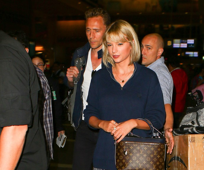 But alas, that romance wasn't to be either as Taylor and Tom broke up in September after a whirlwind three months together.