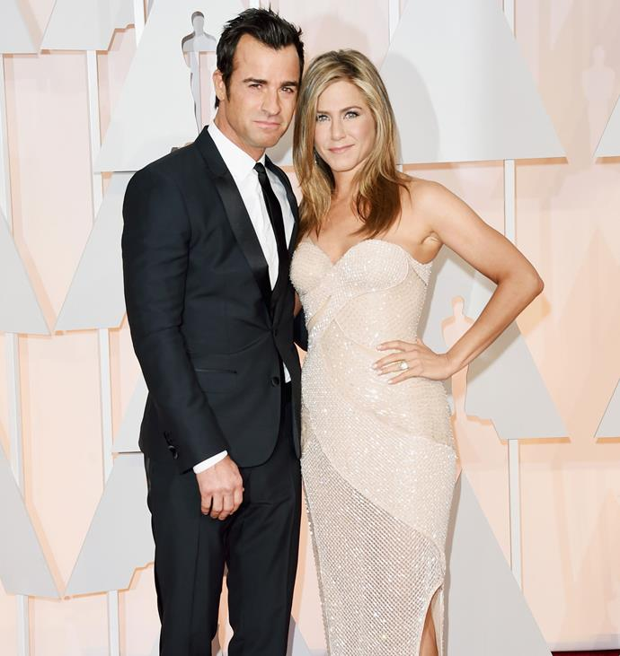 Justin says he and Jennifer appreciate each other's sense of humour. Photo: Getty