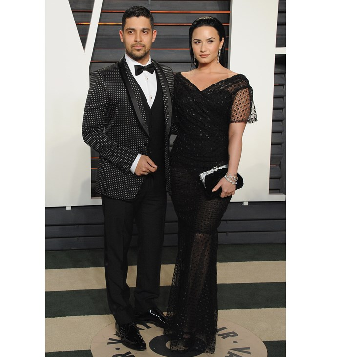 Demi and Wilmer split in June after six years together. Photo: Getty