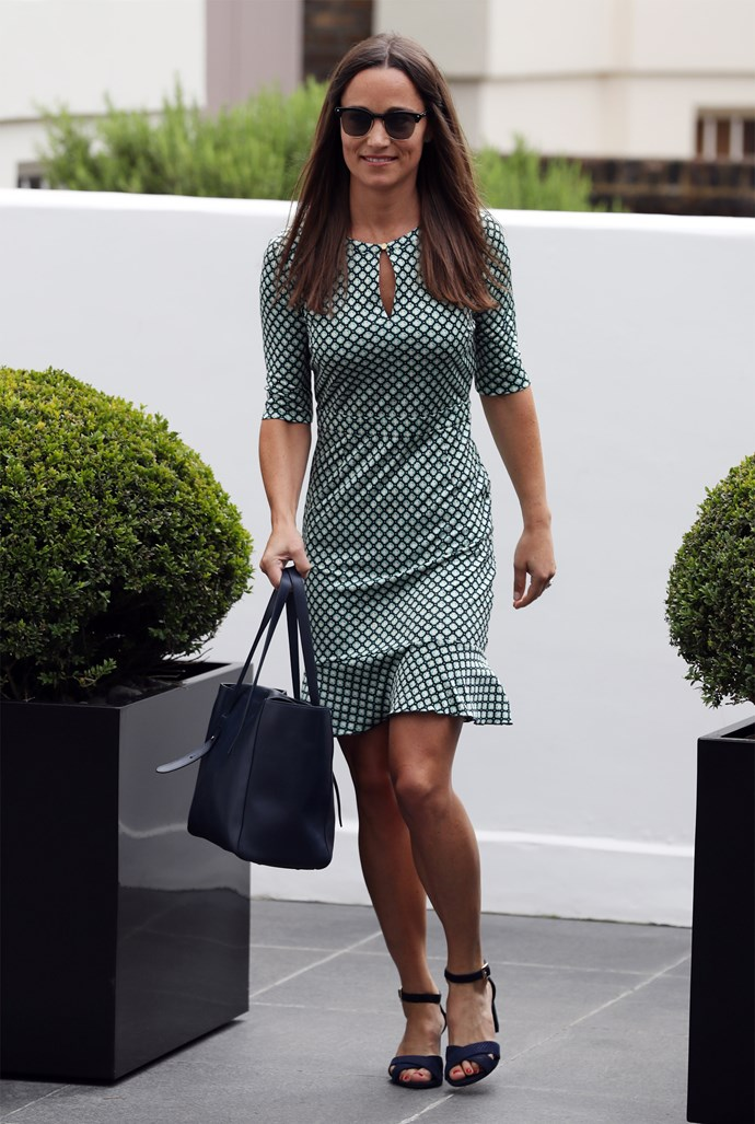 Pippa's wedding will reportedly include just 150 guests. Photo: Getty
