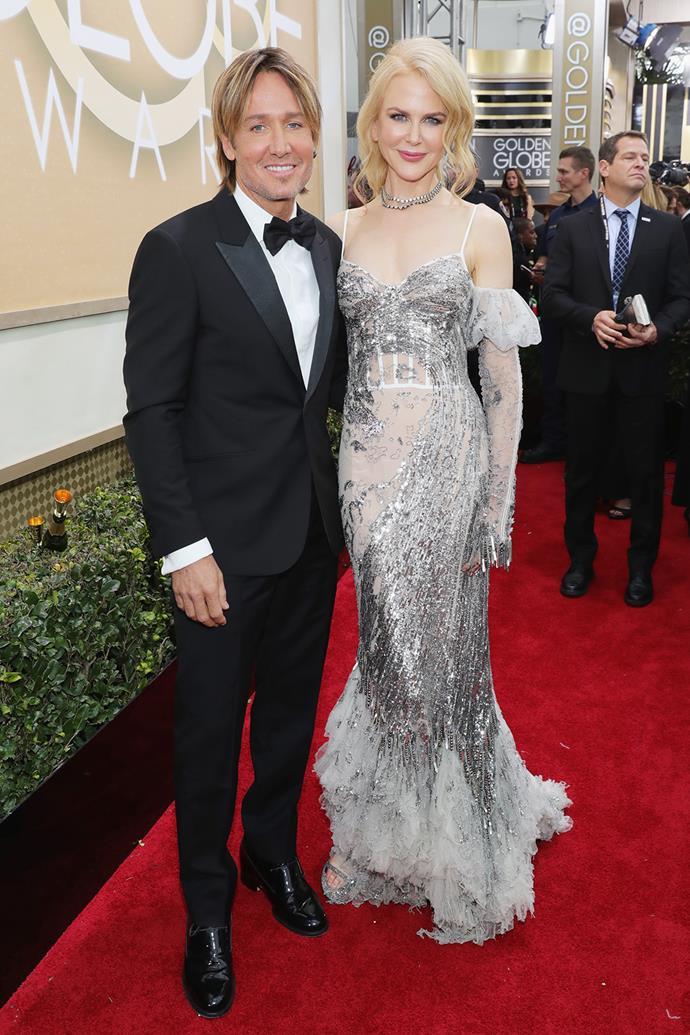**Worst** Nicole Kidman in Alexander McQueen