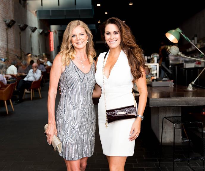 Julia Sloane and Angela Stone