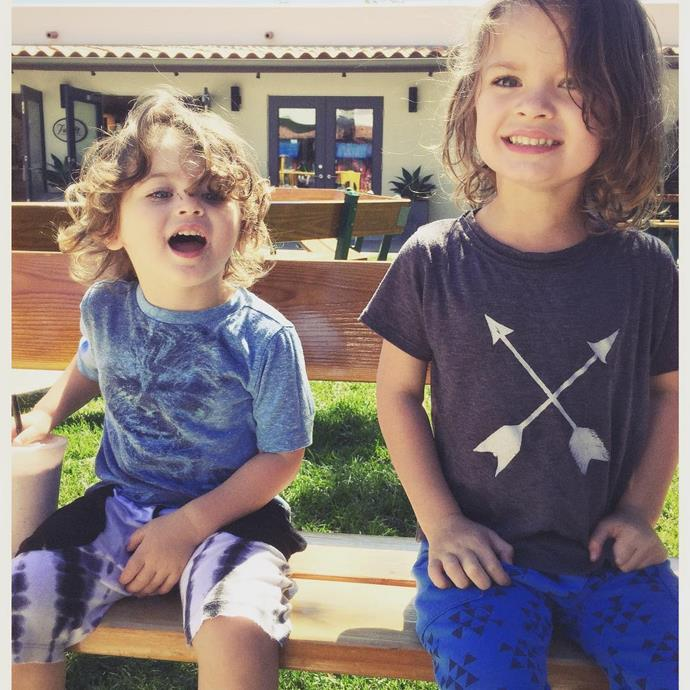 **Noah Green**  Megan Fox and Brian Austin Green's eldest son, four-year-old Noah, would be an adorable playmate for Prince George.