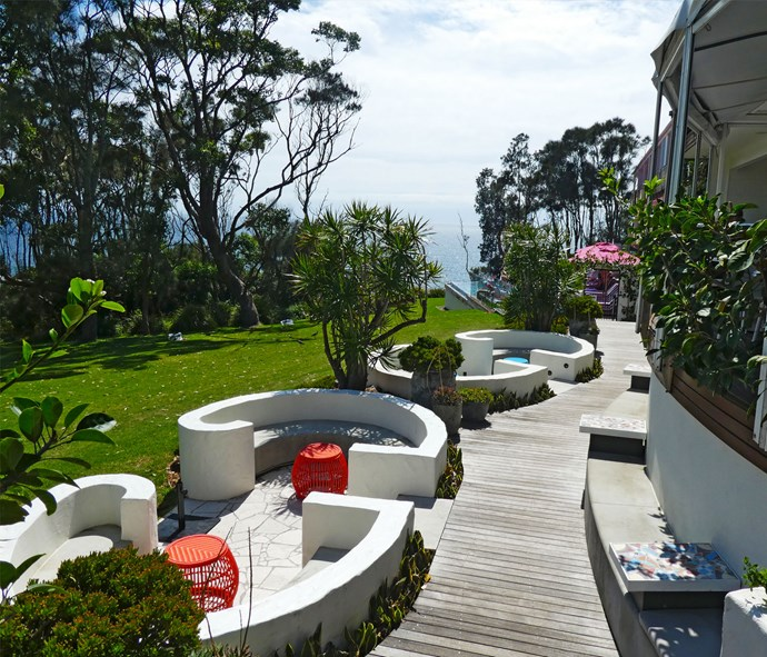 Bannisters at Mollymook is the perfect weekend chill-out destination by the sea.