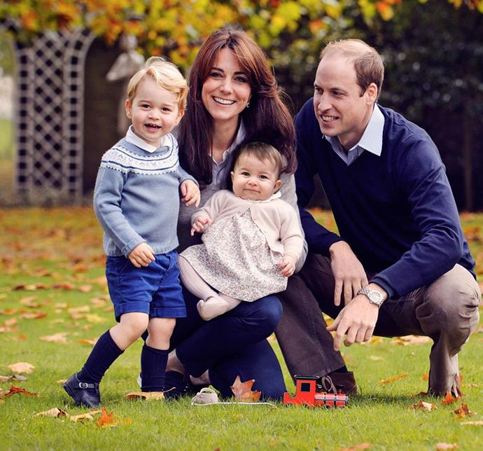 The delightful George currently goes currently goes to a nursery in Norfolk. His sister, Princess Charlotte, who turns two in May, will start nursery in the summer. Photo: Getty Images