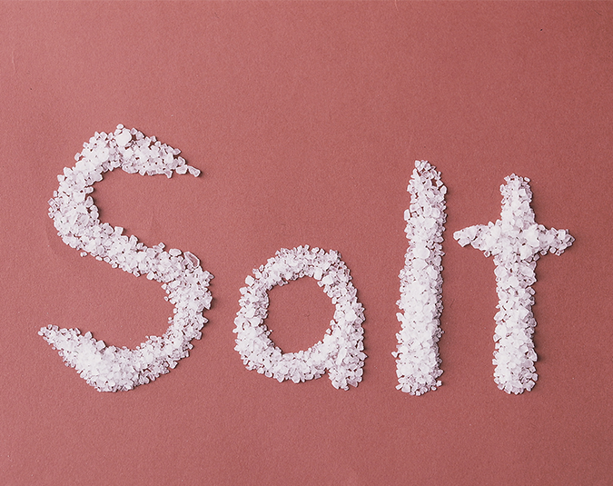 Ten ways with salt  Rub your car windscreen with salt water to prevent frost.  Image: bauersyndication.co.au