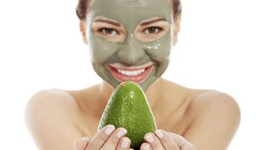 Natural DIY face masks from our Green Goddess