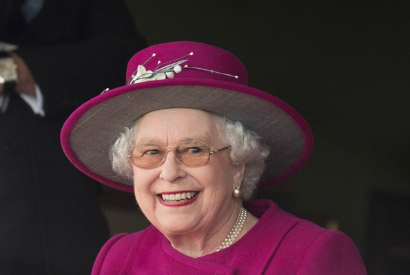 The British Monarch is still going strong in her ninth decade.