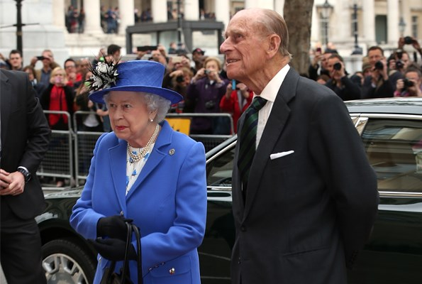Her Majesty and Prince Philip visited Canada house recently to honour the bravery of Canadian servicemen and women who fought during WWI.