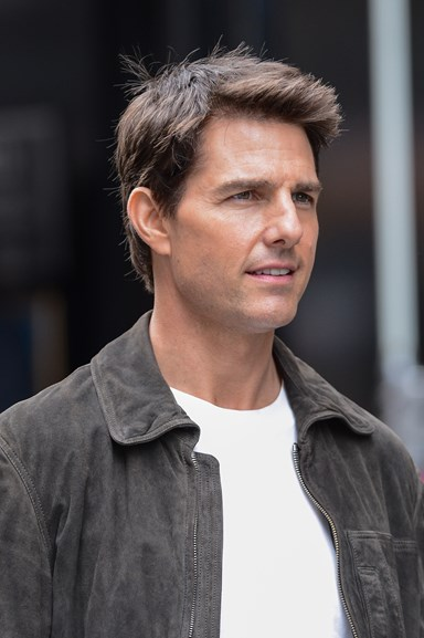 Tom Cruise has touched down in Queenstown