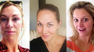 No make-up selfies: Girls just wanna raise funds