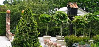 Garden-height