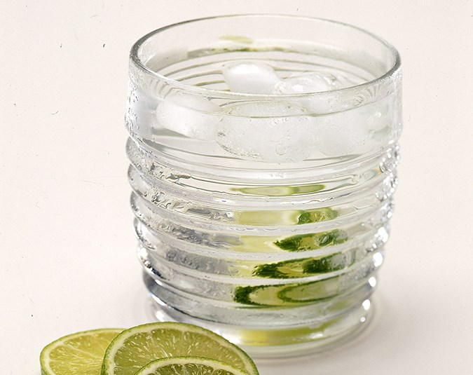 Drink plenty of water. It's important to drink adequate fluids as dehydration is linked to food cravings. We often mistake dehydration for hunger, and eat when we should be drinking.  Image: bauersyndication.com.au