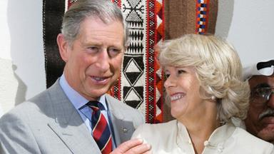 Charles and Camilla's carefree marriage