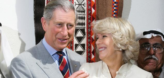 Camilla & Charles carefree marriage