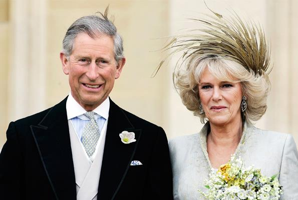 10 years later, Prince Charles and Camilla are as happy as the day they were married.