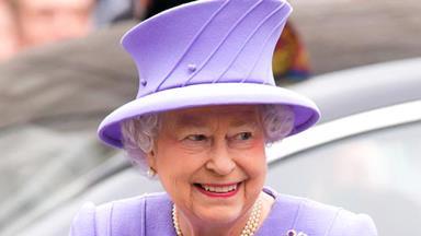 The Queen's secret mischievous side
