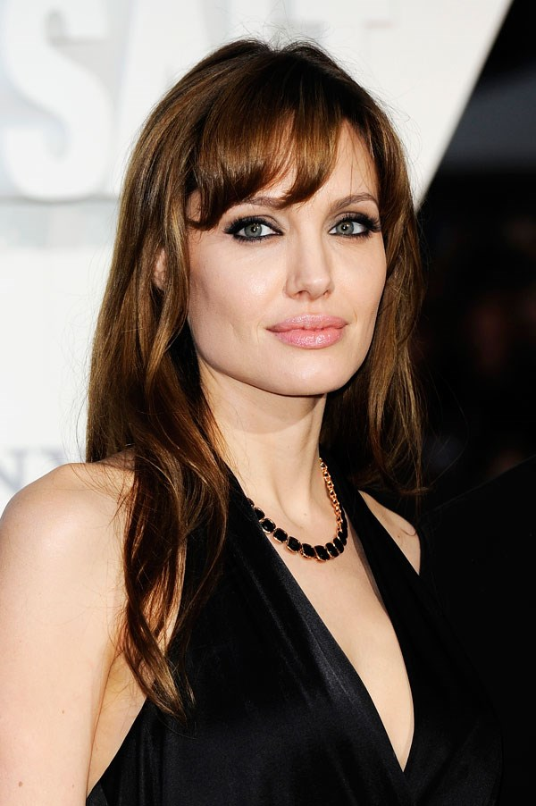 Angelina Jolie is said to be a fan of using caviar extracted from the Baerii sturgeon species of fish, which is thought to help moisturise and firm up skin.