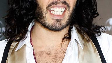 Russell Brand becomes a dad for the first time