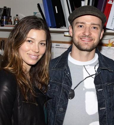 Jessica Biel: 'Marry me, Justin Timberlake!'