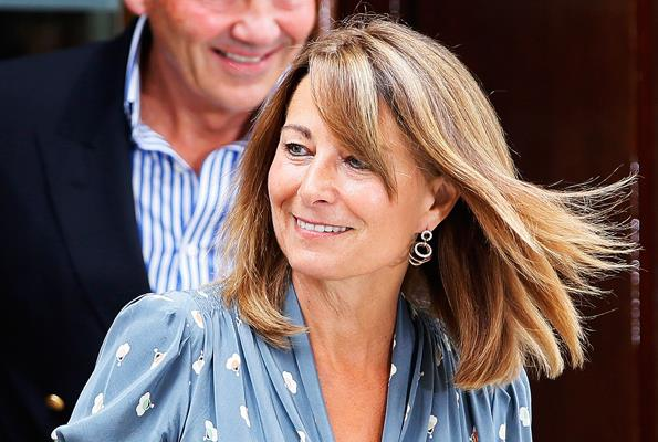 Carole Middleton is currently running Anmer Hall for her daughter, son-in-law and grandchild.