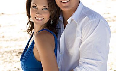 Renee Wright and Charlie Waide: our romantic honeymoon