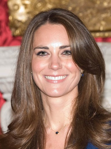 Kate Middleton eats risky meal