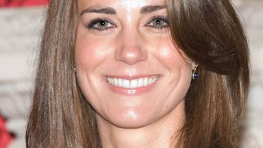 Kate Middleton eats risky meal