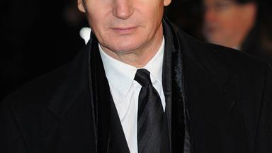 Liam Neeson talks about grief for his late wife