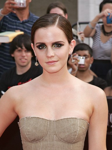 "Emma Watson a ""hopeless romantic"""