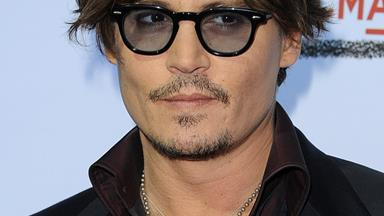Johnny Depp's new-found clarity