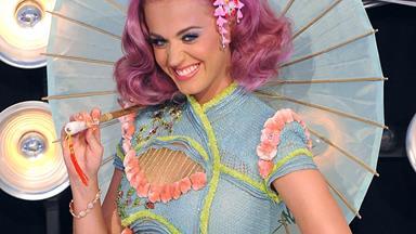 Katy Perry on parenthood