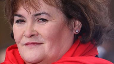 Susan Boyle didn't think she deserved her success