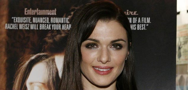 Mummy on Rachel Weisz's mind