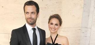 Natalie Portman weds fiancé Benjamin
